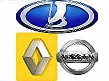 Альянс Renault-Nissan и АвтоВАЗ планируют занять 40% авто рынка СНГ