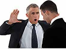 Названа причина, почему кричат начальники
