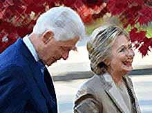 СМИ: Хиллари Клинтон подала на развод