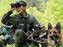 Служба по контракту в пограничных войсках ФСБ России