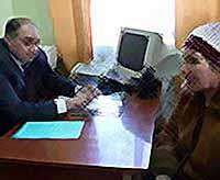 А.В.Житлов провел ряд рабочих встреч в с/п. Кубанец