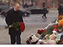 Путин срочно прилетел в Кемерово и назвал причину трагедии