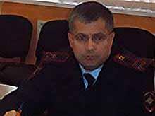 В Тимашевске начальник УРЛС ГУ МВД по Краснодарскому краю провел личный прием граждан