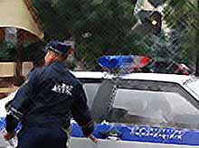 По горячим следам сотрудники полиции Тимашевска пресекли угон автомобиля.