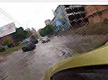 Краснодар оказался во власти стихии- улицы города затопило. (видео)
