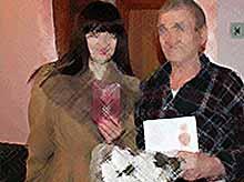 В Тимашевске труженикам тыла вручили юбилейные медали