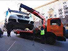 """В Краснодаре вернуться эвакуаторы на \""""охоту\"""" за неправильно припаркованными автомобилями"""