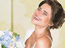 Звезда клипа про лабутены Юлия Топольницкая вышла замуж