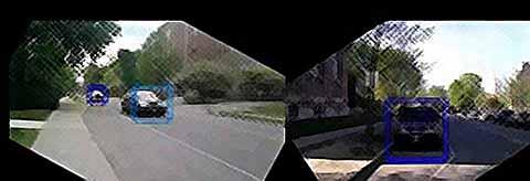 Телефонный радар спасет болтунов на дороге.
