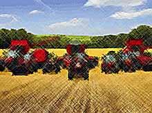 Аграриям Кубани предложили переводить сельхозтехнику на газ из-за роста цен на бензин