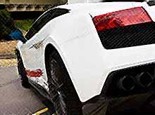 Ограниченная версия Lamborghini Gallardo Singapore
