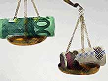 Почему падает рубль?