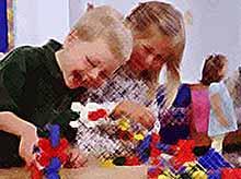 В Тимашевском районе за четыре года ввели 485 мест  в детских садах