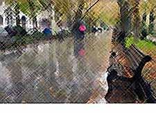 С понедельника на Кубань вернутся дожди