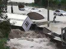 На Кубани при наводнении, вызванном ливнями,погибло шесть человек