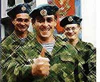 Служба ФСБ в Тимашевске приглашает на службу по контракту
