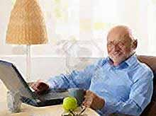 Пожилые люди - активная группа пользователей сайтов знакомств