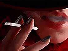 Курение губит не только здоровье, но и красоту