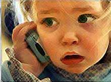 В США девочка 2-х лет, смогла позвонить по телефону, чем спасла свою мать (видео)
