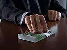 Средний размер взятки на Кубани  свыше 63 тысяч рублей