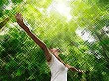 Свежий воздух делает человека более счастливым