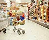 Цены на продукты питания в России в апреле выросли