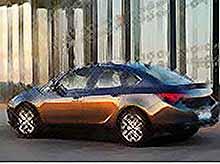 Седан Opel Astra из Петербурга