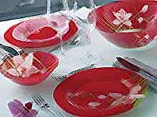 Чтобы похудеть - выбирайте цвет посуды