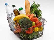 В России продукты подорожали с начала года на 30-40%