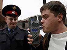 На дорогах Кубани начались тотальные рейды по выявлению пьяных водителей