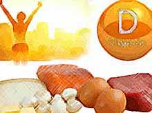 Названо неожиданное свойство витамина D