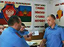 Тимашевские полицейские награждены юбилейной медалью «Долг. Честь. Память»