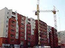 В России растут цены на  жилье.