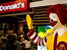 На Кубани закрыли  шесть ресторанов McDonald`s