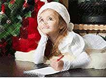 Какие письма дети пишут Деду Морозу?