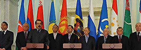 В Санкт-Петербурге подписан договор о зоне свободной торговли СНГ  (видео)
