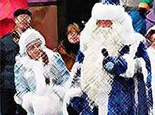 Как провести новый год 2013 для детей в Тимашевске