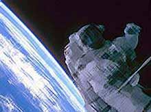 Космонавты ищут работу через интернет