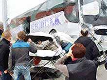 Виновник масштабного ДТП в Новороссийске назвал причину аварии