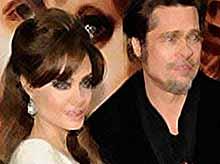 Бред Питт и Анджелина Джоли тайно поженились на Рождество