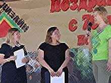 В Тимашевске прошли мероприятия приуроченные ко дню Российского предпринимательства