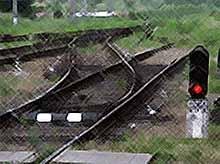 В Тимашевске закроют переезд через железнодорожные пути