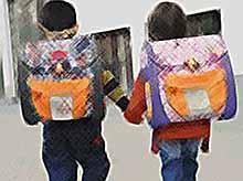 Сколько должен весить школьный портфель
