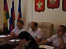 В Тимашевске прошло совещание ,посвященное летнему отдыху детей.