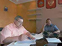 Состоялась «прямая линия» с начальником отдела МВД России по Тимашевскому району