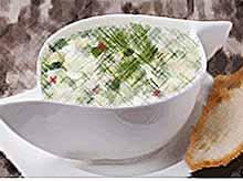 Вкусные холодные летние супы