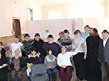 В Тимашевске провели встречу «Моя мама - лучше всех!»