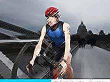Езда на велосипеде помогает избавиться от стресса
