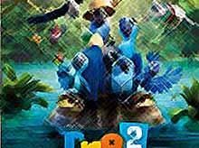 «Рио 2»: Голубчик возвращается