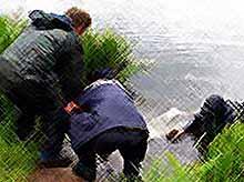 Тело мужчины нашли в водоеме Тимашевска